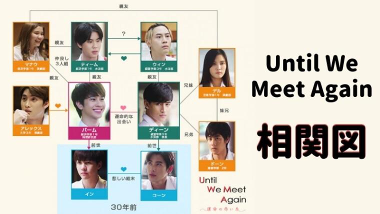 Until We Meet Again~運命の赤い糸~ 相関図