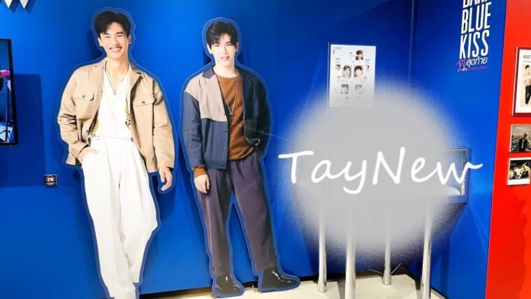 GMMTV展 テイニュー(TayNew) 等身大パネル